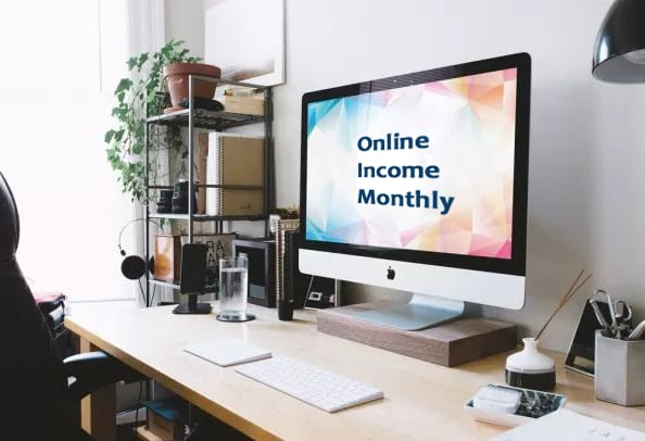Online Income Monthly